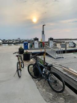 bikes dock