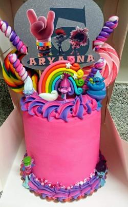 Detailed Cake