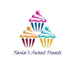 Tasia's Sweet Treats logo