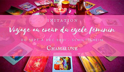 Voyage au coeur du Cycle Féminin 18/09