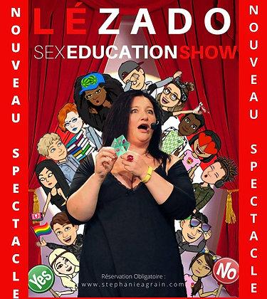 LéZaDo SexEducation Show - 16/10/20