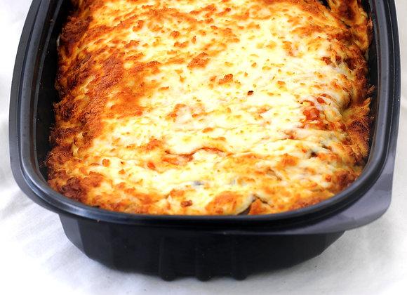 Sm Classic Lasagna   V, GF  (serves 2)