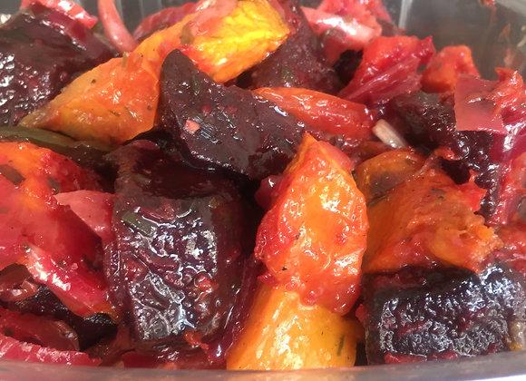 Roasted Root Vegetables  V, GF