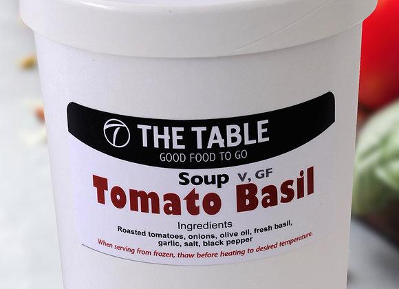 Tomato Basil Soup  940ml  V, GF