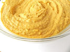 Sweet Potato Humus