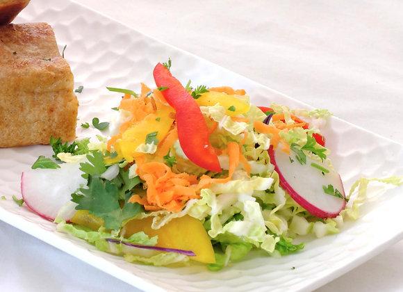 Summer Cabbage Salad  V,GF