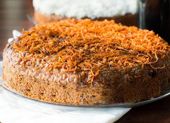 9'' Carrot Cake