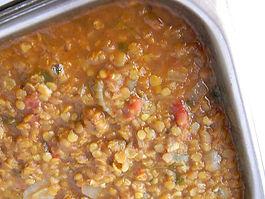 Mexican Lentils