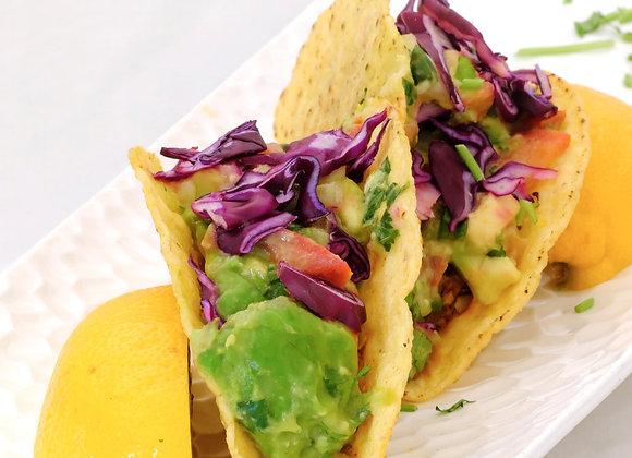 Jack Fruit Tacos  x2   V, GF