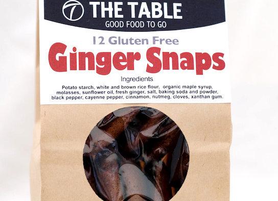 GF Ginger Snaps (12pcs)