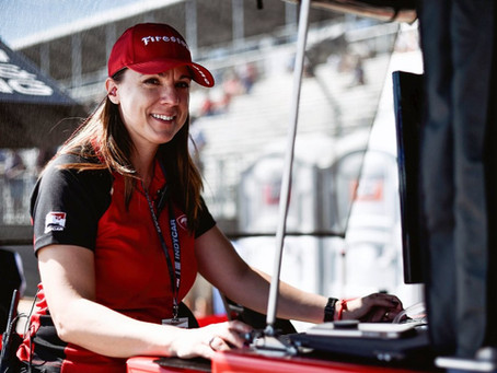 Cara Adams Leads Firestone's Motorsports Engineering Team