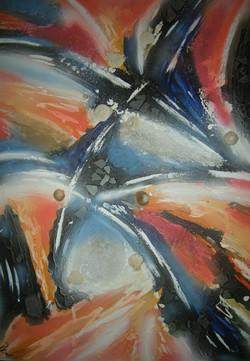 Mosaik - Malerei
