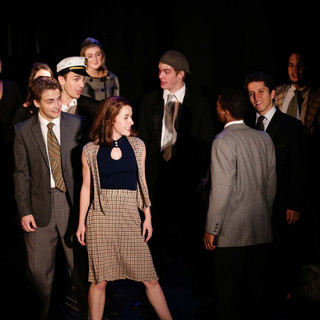 Merrily We Roll Along @ New Studio on Broadway