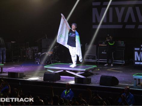 LIVE REVIEW: Miyavi 'No Sleep Till Tokyo' Tour @ Tropical Butantã, São Paulo