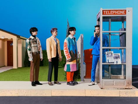SHINEE IS BACK! Confira o retorno do grupo com seu 7º álbum de estúdio