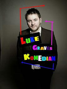 Luke Graves Komedian