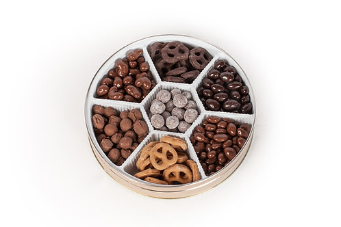Delicious Delights- Individual Tin (2.0 lbs.+ $10.50 S&H