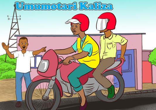Umumotari Kaliza