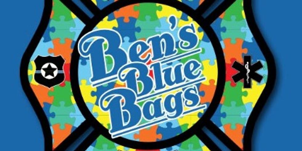 Ben's Blue Bags -MAAC