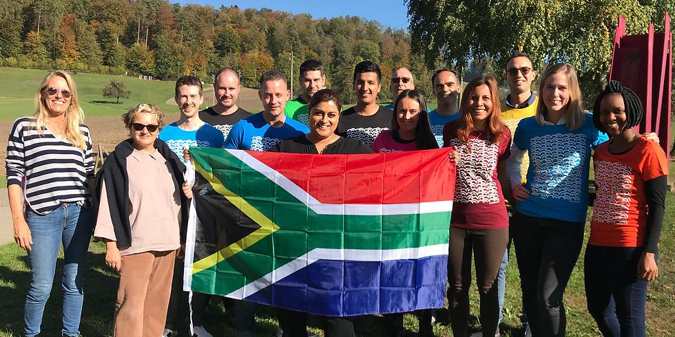 2nd South Africa Entrepreneur Program
