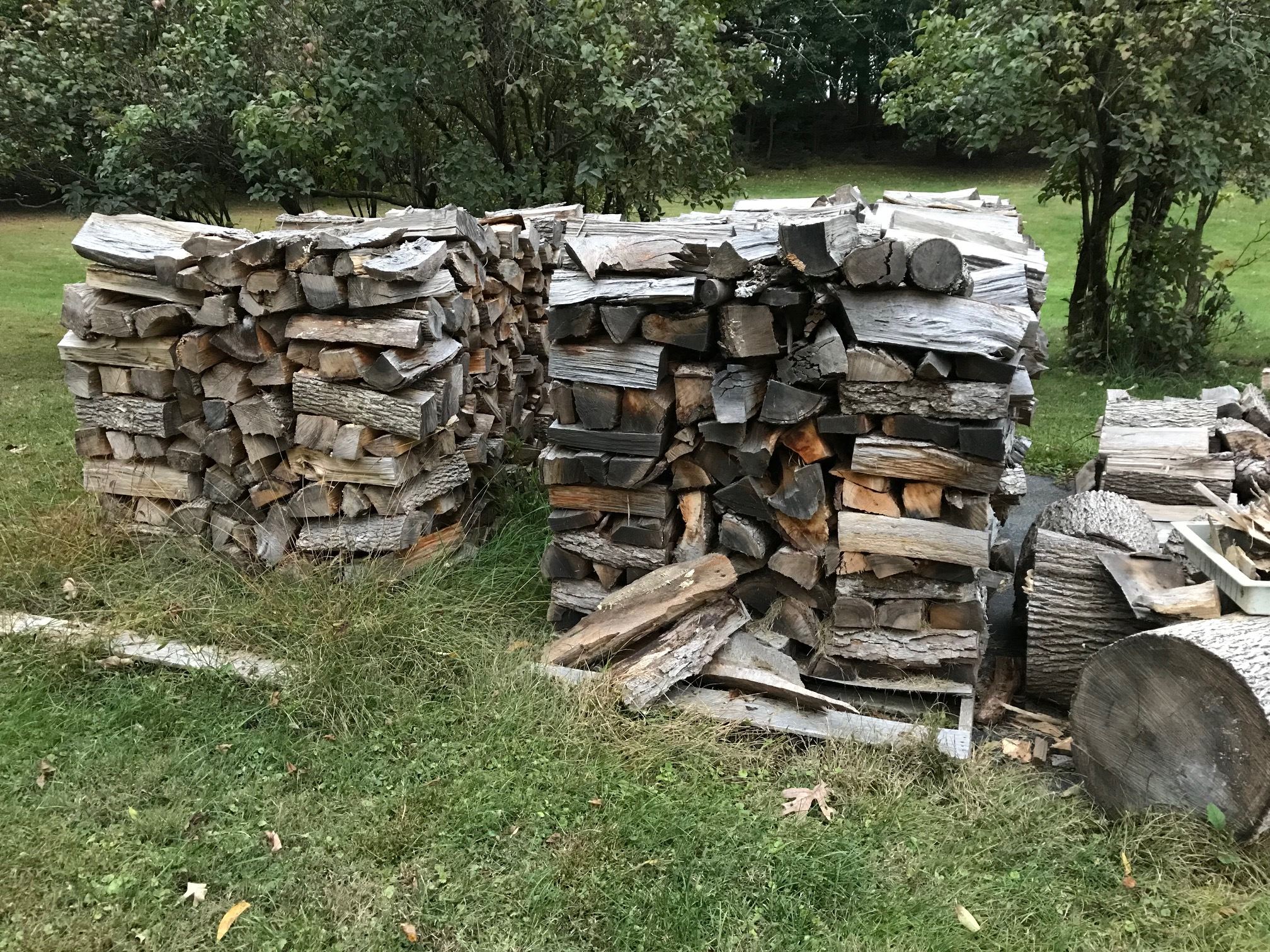 Season Firewood for Sale