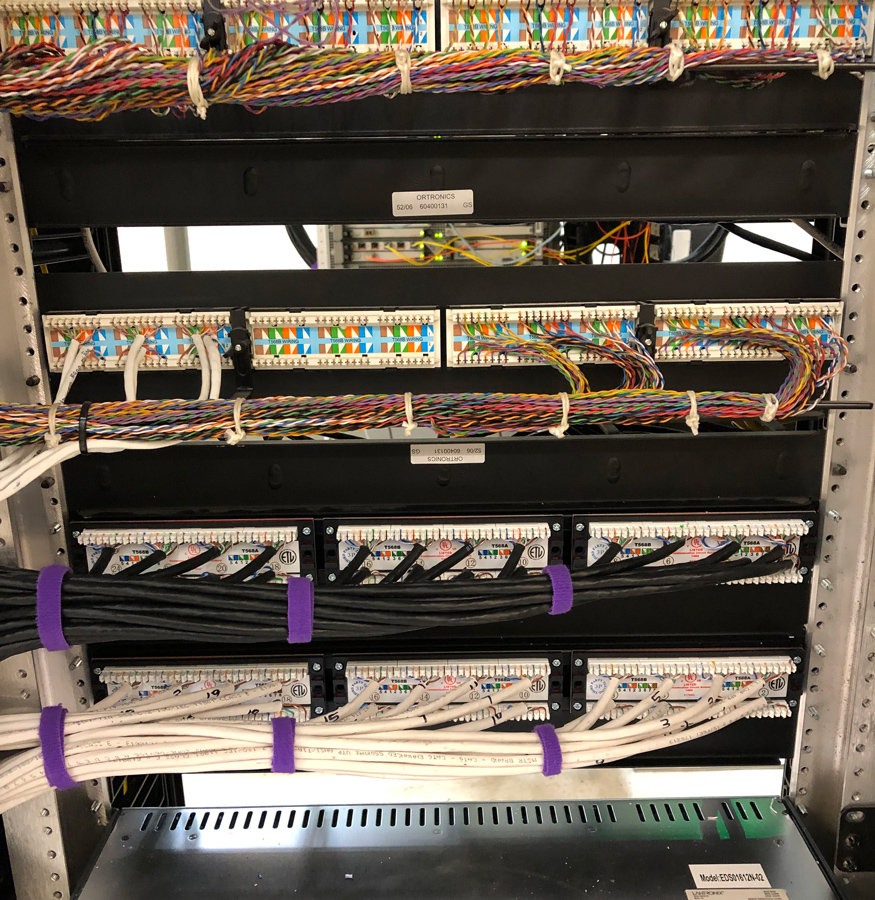 Data Center Cabling