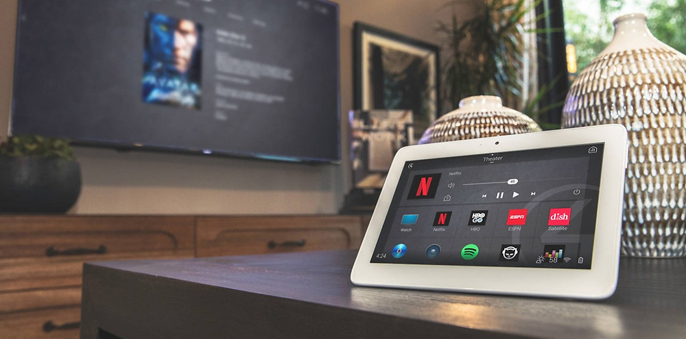 Control4 Smart Home Operating System OS 3