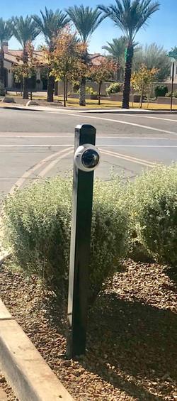 Access Control / Surveillance Camera