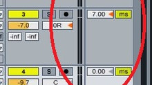 Furious Stylez Production TIPS: Ableton Live Track Delay.