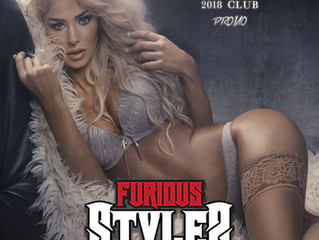 "Furious Stylez releases his much anticipated ""Club Anthems Vol. 6"""