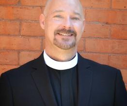 Please welcome our next Priest-in-Charge!