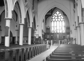 NYC Landmarks Preservation Commission Designation Report on St. John's Episcopal Church