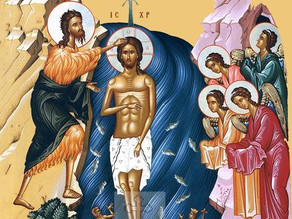 Holy Eucharist, Rite II (Sunday, January 10, 2021)