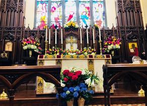 St. John's History - 7. Rectors of St. John's Episcopal Church