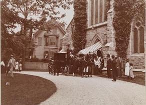St. John's History - 2. St. John's first rectors