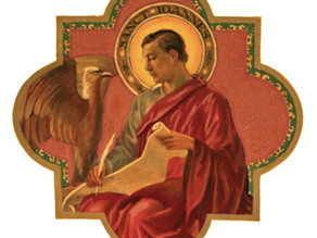 Holy Eucharist, Rite II, Feast of St. John the Evangelist (Sunday, December 27, 2020)