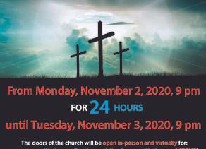 Gospel Marathon (November 2, 2020)