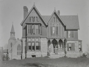 St. John's History - 1. The Founders of St. John's