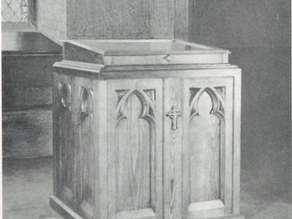 Dedication of the Book of Remembrance and the Repository (November 2, 1958)