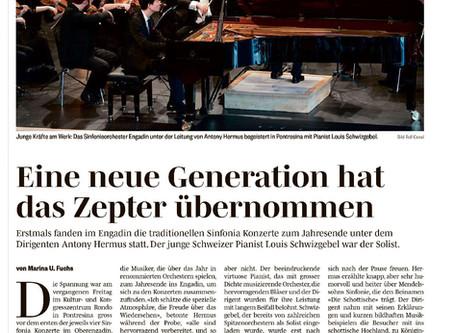 """""""Eine neue Generation hat das Zepter übernommen"""""""