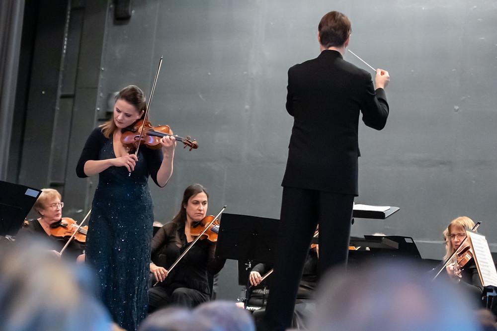Baiba Skride, Solistin Sinfonia 2019