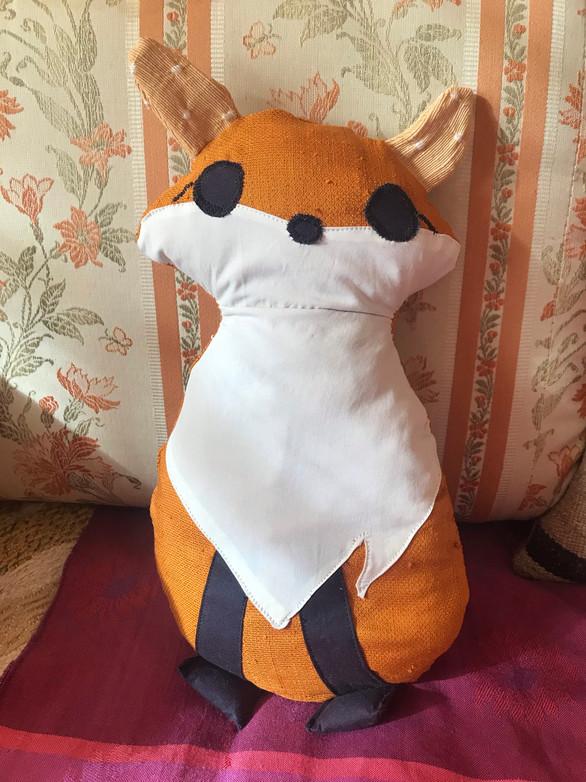 Teddy Fox