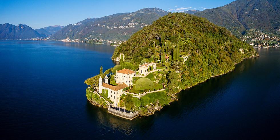 Lake Como Yoga Retreat - The Bird 22nd - 25th July