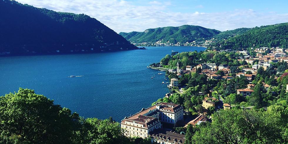 3 days Lake Como Yoga Retreat