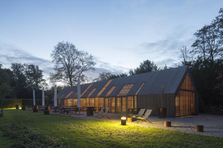 العمارة الخارجیة للمطاعم