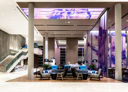 العمارة الداخلیة للفنادق