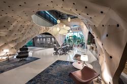 العمارة الداخلیة للمحلات التجاریة