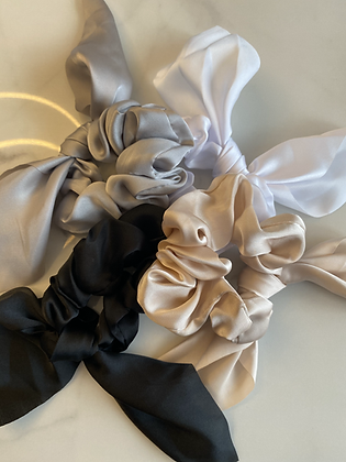 Luxury Silk Bow Hairband