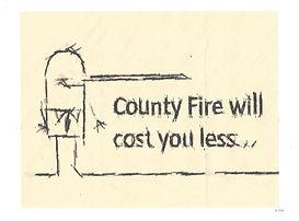 PoliticalSatire_CountyFireWillCostYouLes