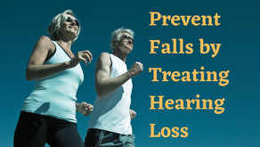 Prevent Falls by Treating Hearing Loss